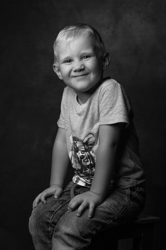 детский портрет, студия Игнатphoto preview