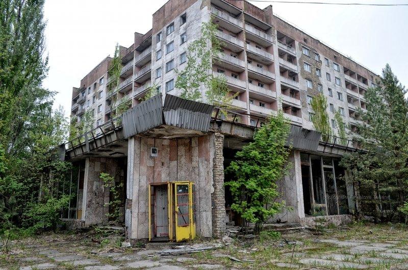 украина,припять, чаэс, катастрофа, Припять... Та самая жёлтая будка...photo preview