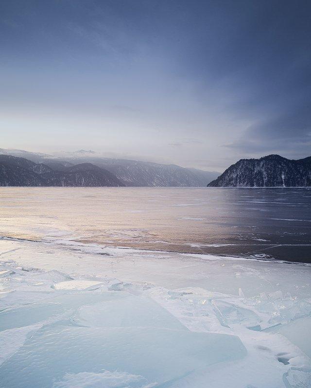 Алтай, Canon Зима на Телецком озереphoto preview