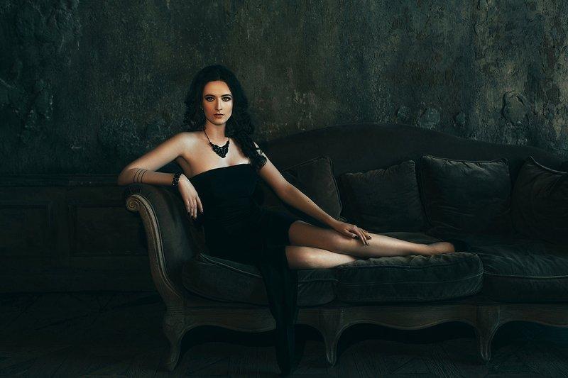 портрет, модель, арт, art Алинаphoto preview