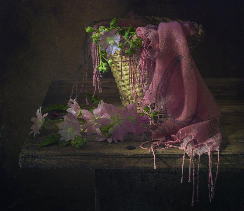 натюрморт,цветы Летоphoto preview
