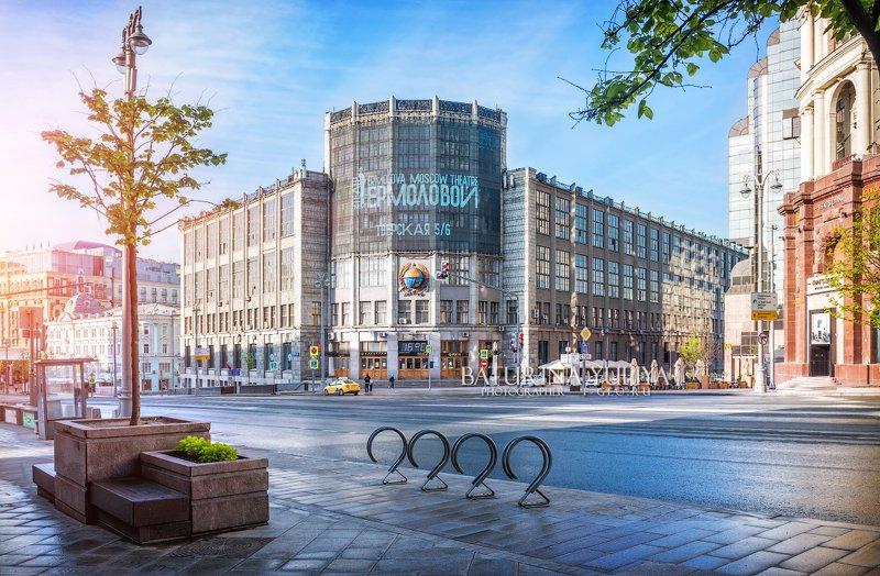 москва, телеграф, тверская Центральный телеграфphoto preview