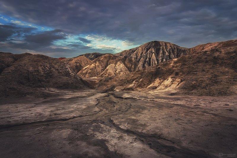 уральский марс, екатеринбург, свердловская область, урал, пейзаж, карьер На Марсеphoto preview