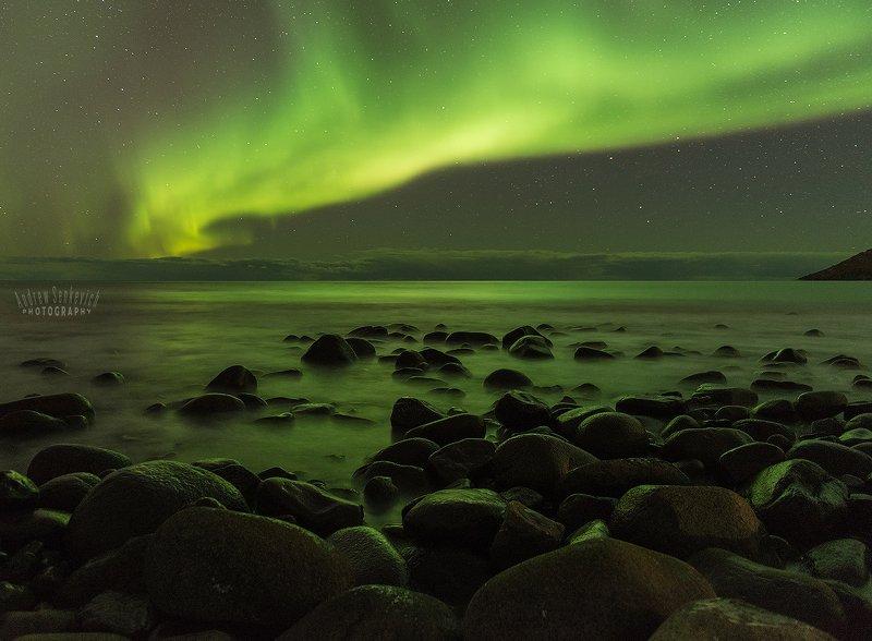 лофотены, lofotens, norway, aurora, сияние Лофотены. Сияние 1. =)photo preview