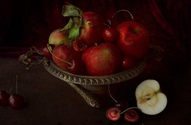 Ароматные яблочкиphoto preview