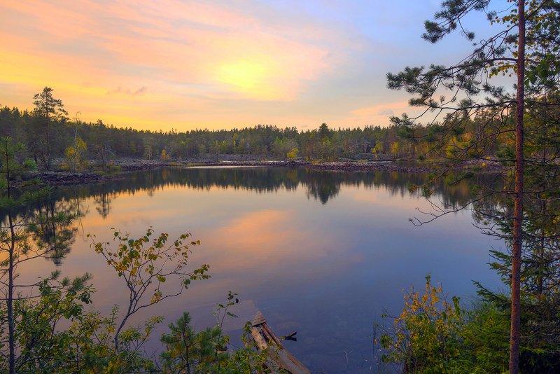 карелия Тихая осеньphoto preview