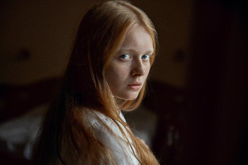 portrait, nikon, model,  Anastasiaphoto preview