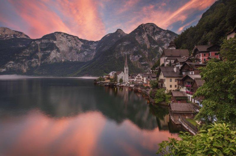 austria, hallstatt, австрия Hallstattphoto preview