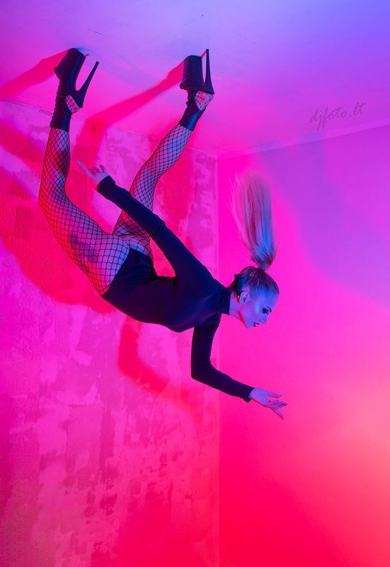 djfoto, studio, Vilnius, colour filters Point of viewphoto preview