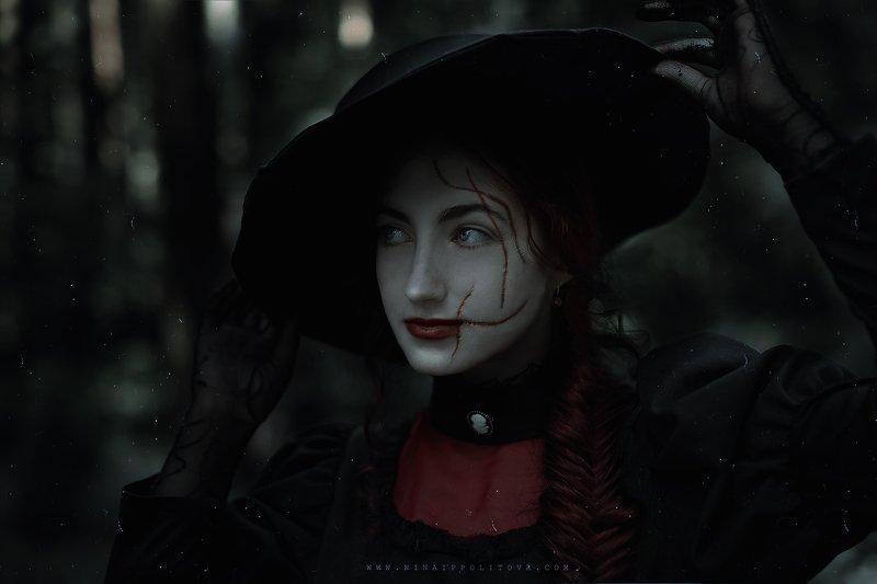 dark, russian horror, horror Л е д и  в ч е р н о мphoto preview