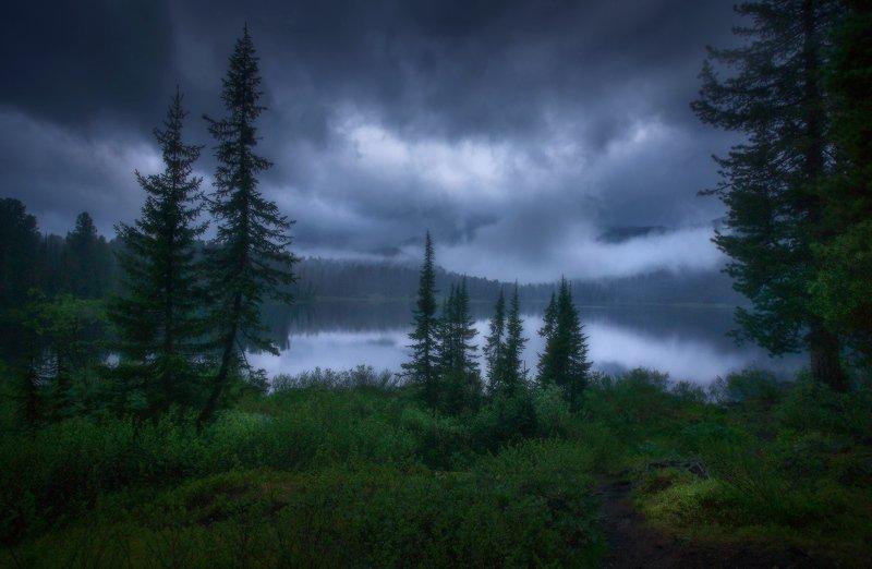 ергаки, горы, саяны, западныйсаян, сибирь, фототур Утро на ,Светломphoto preview