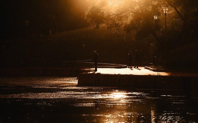 Романтика летнего вечера / A Romantic Evening in Summerphoto preview