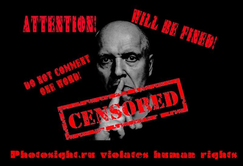 Photosight.ru violates human rightsphoto preview