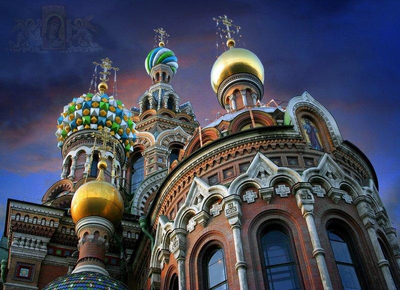 санкт-петербург, питер, россия К возвышенным святынямphoto preview