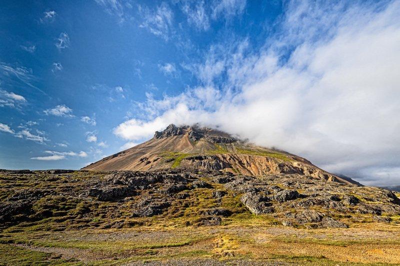 пейзаж, лето, природа, исландия, ладшафт Пирода Исландииphoto preview