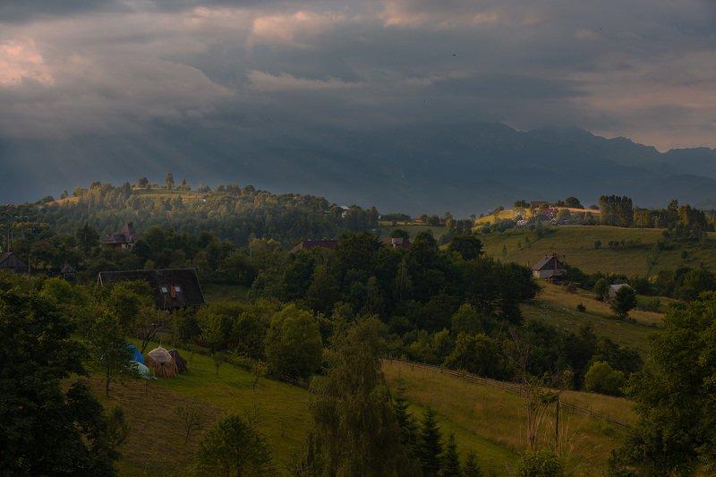трансильвания Сырое и солнечноеphoto preview
