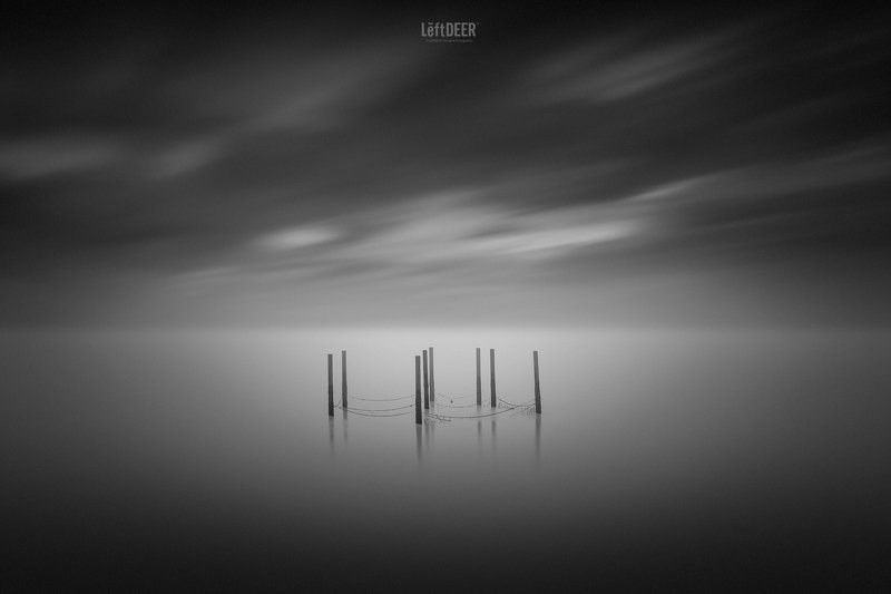 landspace,Black & White,Scenery,travel,Light and shadow Sea talkphoto preview