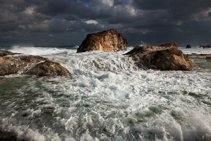 egypt, mediterranean У зимнего моряphoto preview