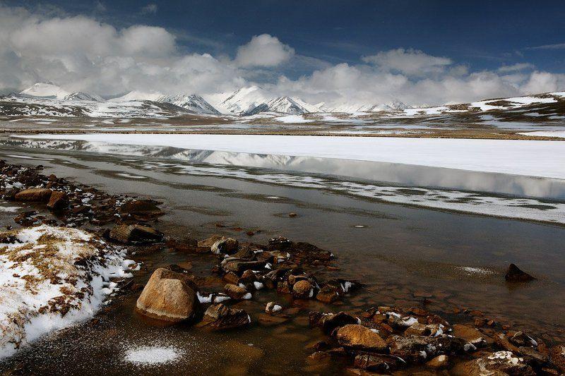 киргизия, барскоон, kirgizstan Там, где облака касаются землиphoto preview