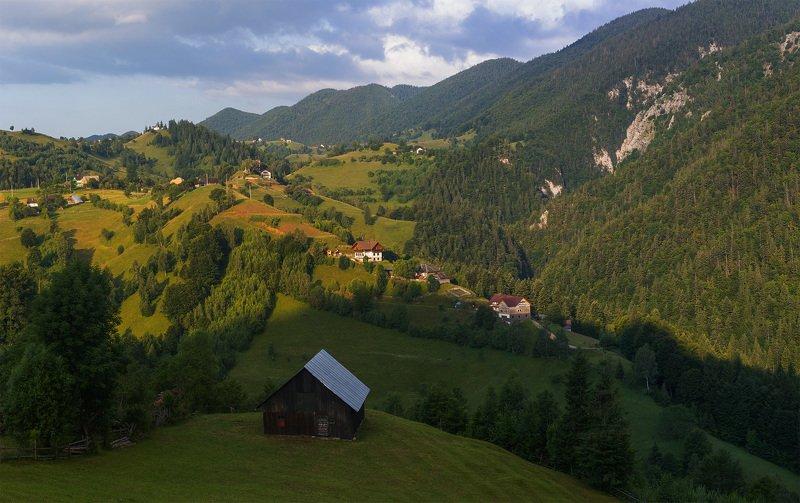 трансильвания, карпаты, румыния Трансильванские пейзажиphoto preview