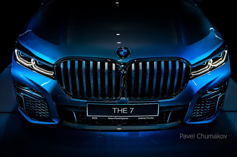 New BMW 7photo preview