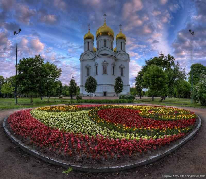 Екатерининский собор, г. Пушкин...photo preview