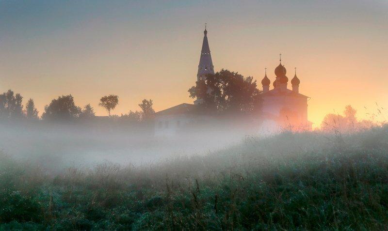 Рассвет в Осенево фото превью