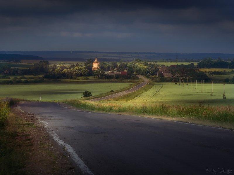 Село Юрково. Владимирская область. фото превью