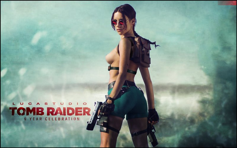 Tomb Raider ©photo preview
