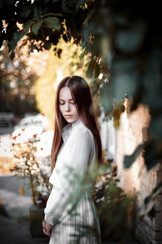 девушка, фото, киев, полтава, украина, nikon, лето Аняphoto preview