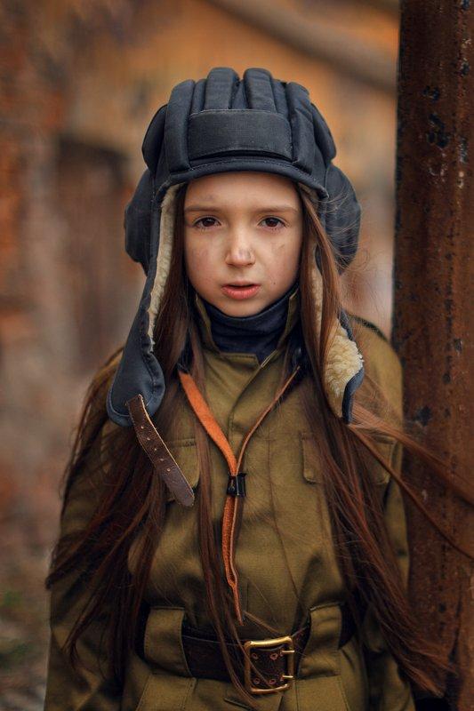 дети, война, победа, портрет, форма, великий, память, форма \