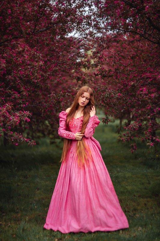 Розовое вдохновениеphoto preview