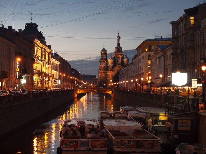 Вечер на Невскомphoto preview