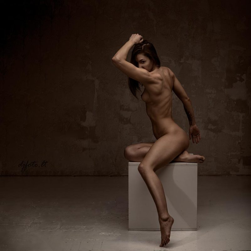 djfoto, nude art, nudevilnius, nude photography workshops, studio nudes,  Unforgivenphoto preview
