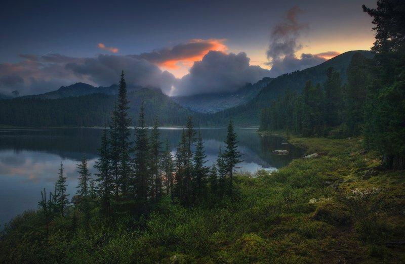 ергаки, горы, саяны, западныйсаян, сибирь, фототур Перед рассветом фото превью