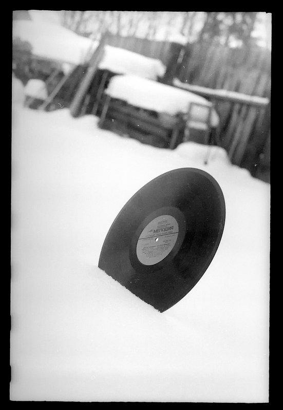 Замерзшая Мелодия.photo preview