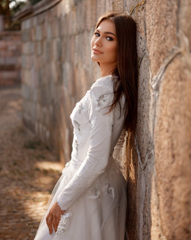 girl, dress, fashion, wedding, female, woman, beautiful Paulinaphoto preview