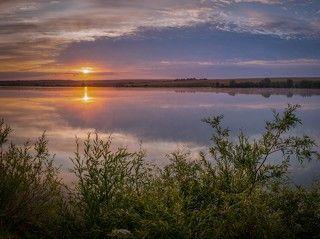 Утро на Александровском