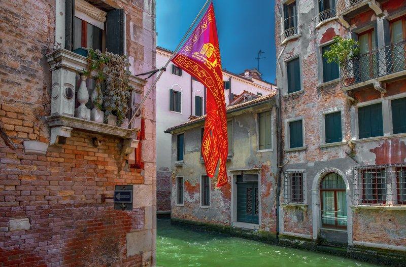 италия, венеция, каналы венеции,гондольеры,город Сказочная Венецияphoto preview