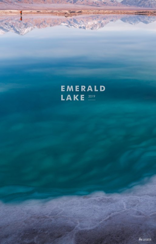 landspace,Travel,lake,colour,daytime,qinghai Emerald lakephoto preview