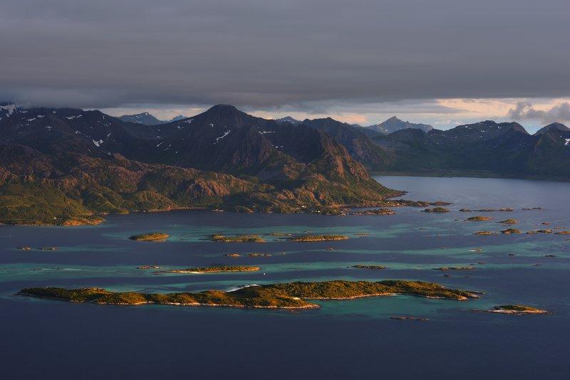 Norway, Senja islandphoto preview