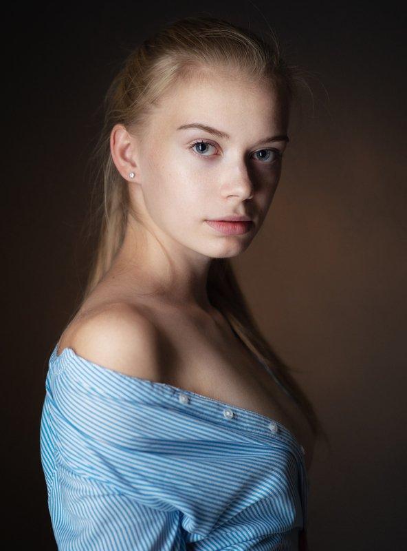 portrait, портрет, olympus Владаphoto preview