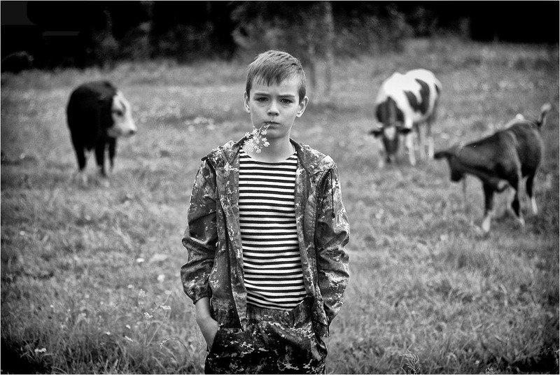 сельские дети Хозяинphoto preview