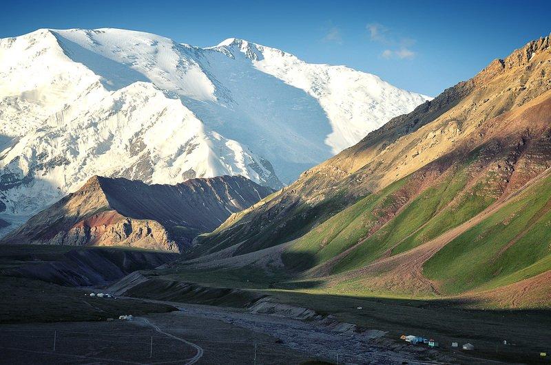 памир, горы, ленин, альпинизм, киргизия, кыргызстан, заалай, мал Пик Ленинаphoto preview