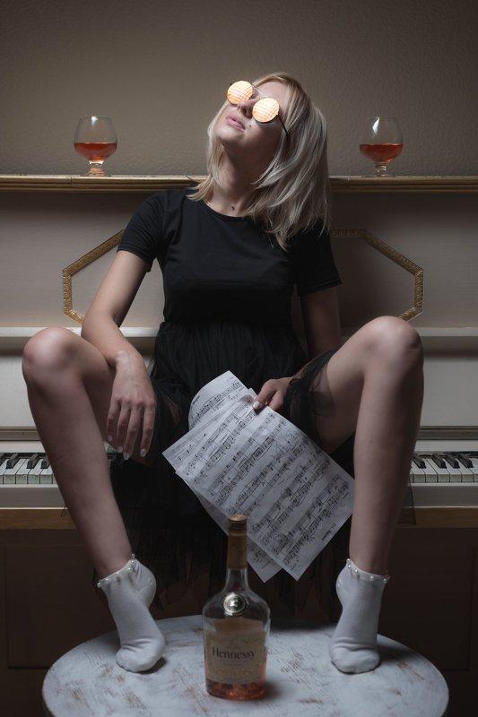 Музыка и Музаphoto preview