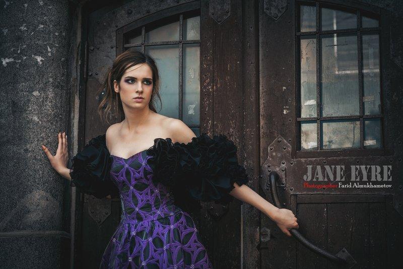 портрет модель постановка Jane Eyrephoto preview