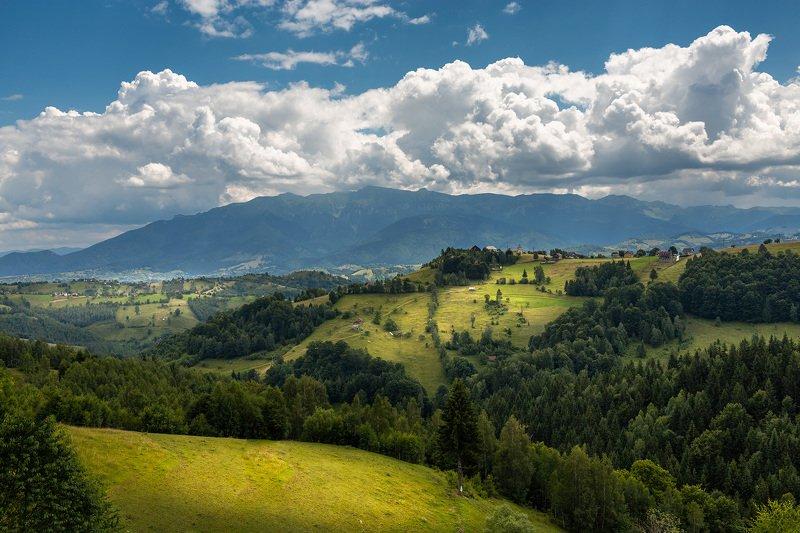 трансильвания, карпаты, магура Солнечная Трансильвания. Магураphoto preview