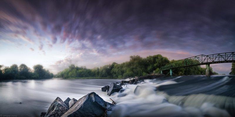 украина, коростышев, природа, река, тетерев, дамба, мост, небо, облака, жизнь, мечта, волшебство, сказка, душа, детство, мир, любовь, гармония, \