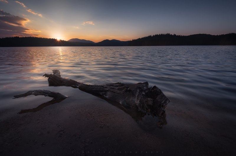 Sunset at Rhodope Mountainsphoto preview