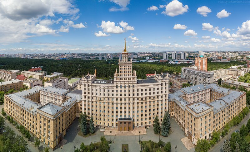 челябинск Южно-Уральский Государственный университет фото превью